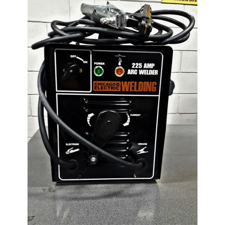 Soldadora 225 Amp 240 volt Chicago Electric Welding