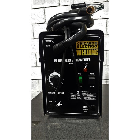 Soldadora de Flujo 90 Amp Chicago Electric Welding